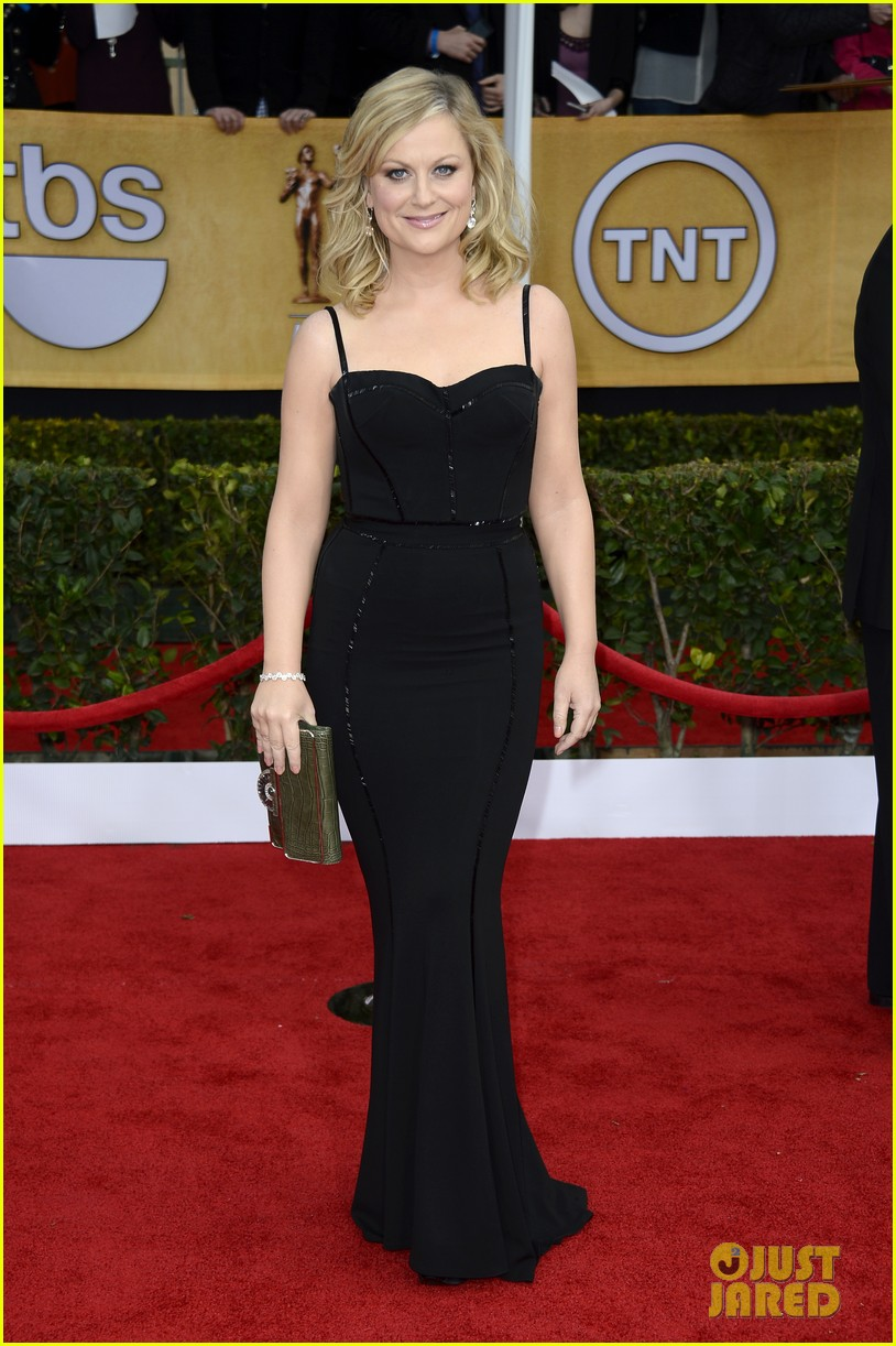 amy poehler tina fey sag awards 2013 red carpet 012799698
