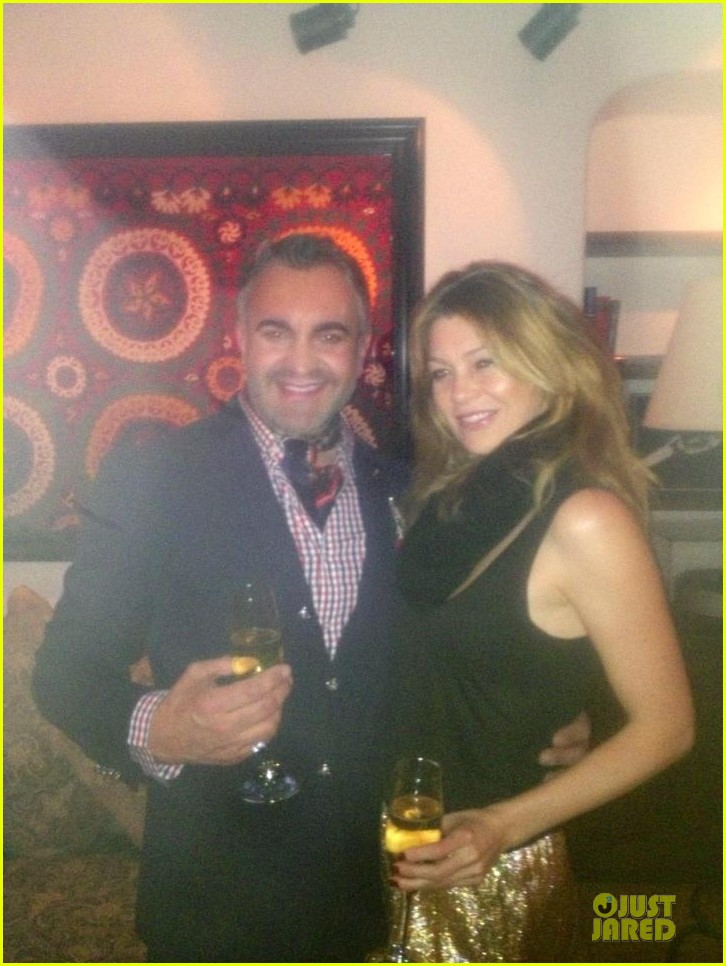 ellen pompeo new years eve golden gal 01