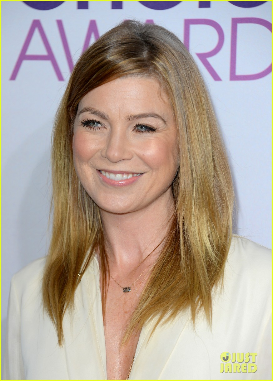 ellen pompeo jesse williams peoples choice awards 2013 112787879