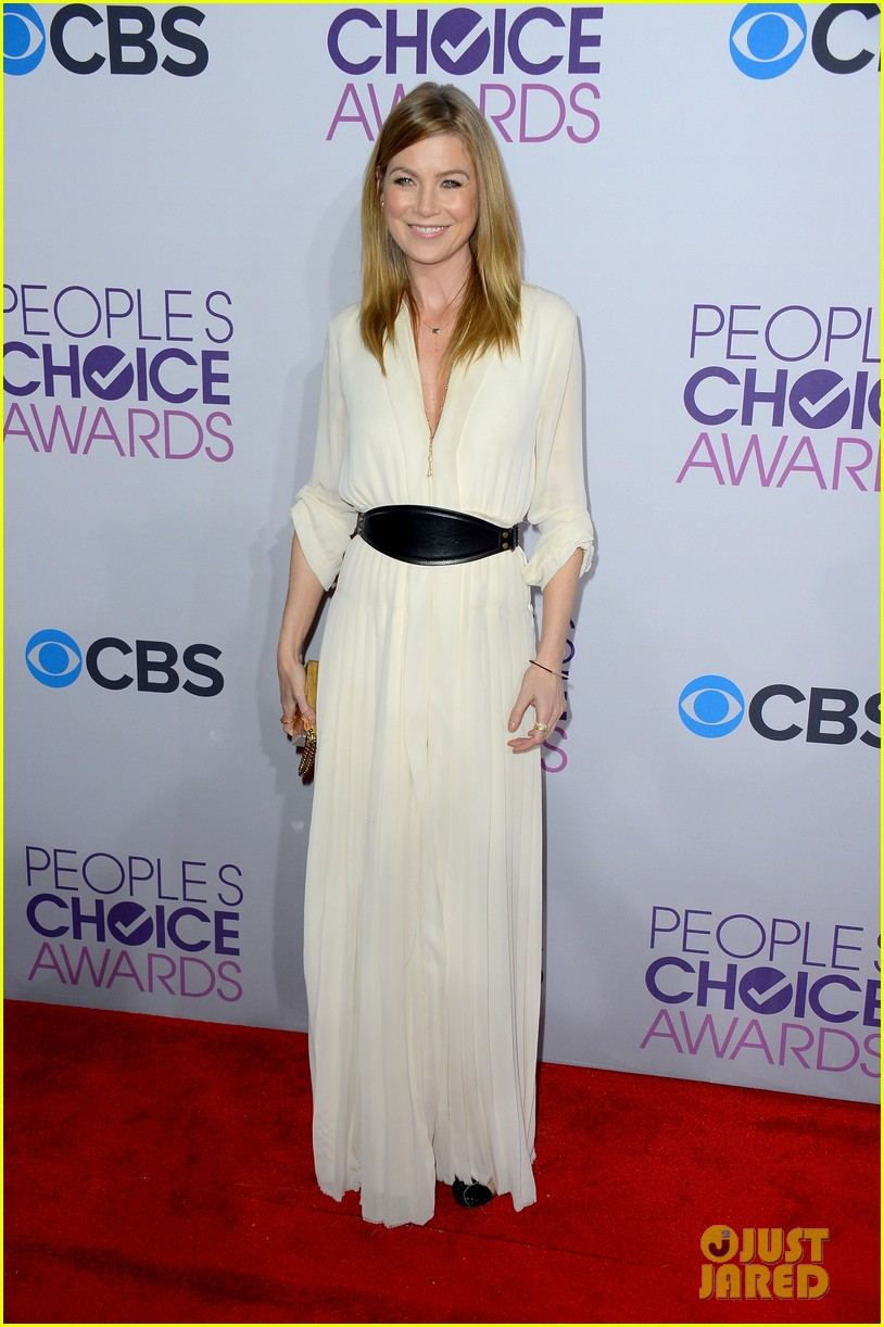 ellen pompeo jesse williams peoples choice awards 2013 13