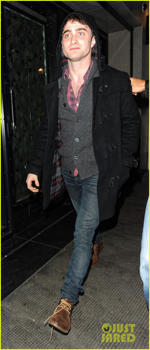 daniel radcliffe the ivy london 07
