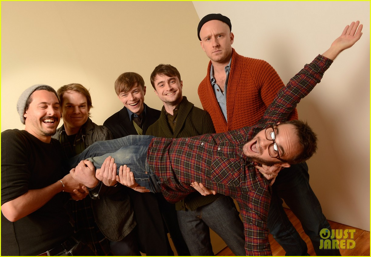 daniel radcliffe dane dehaan kill your darlings sundance portrait session 122794645