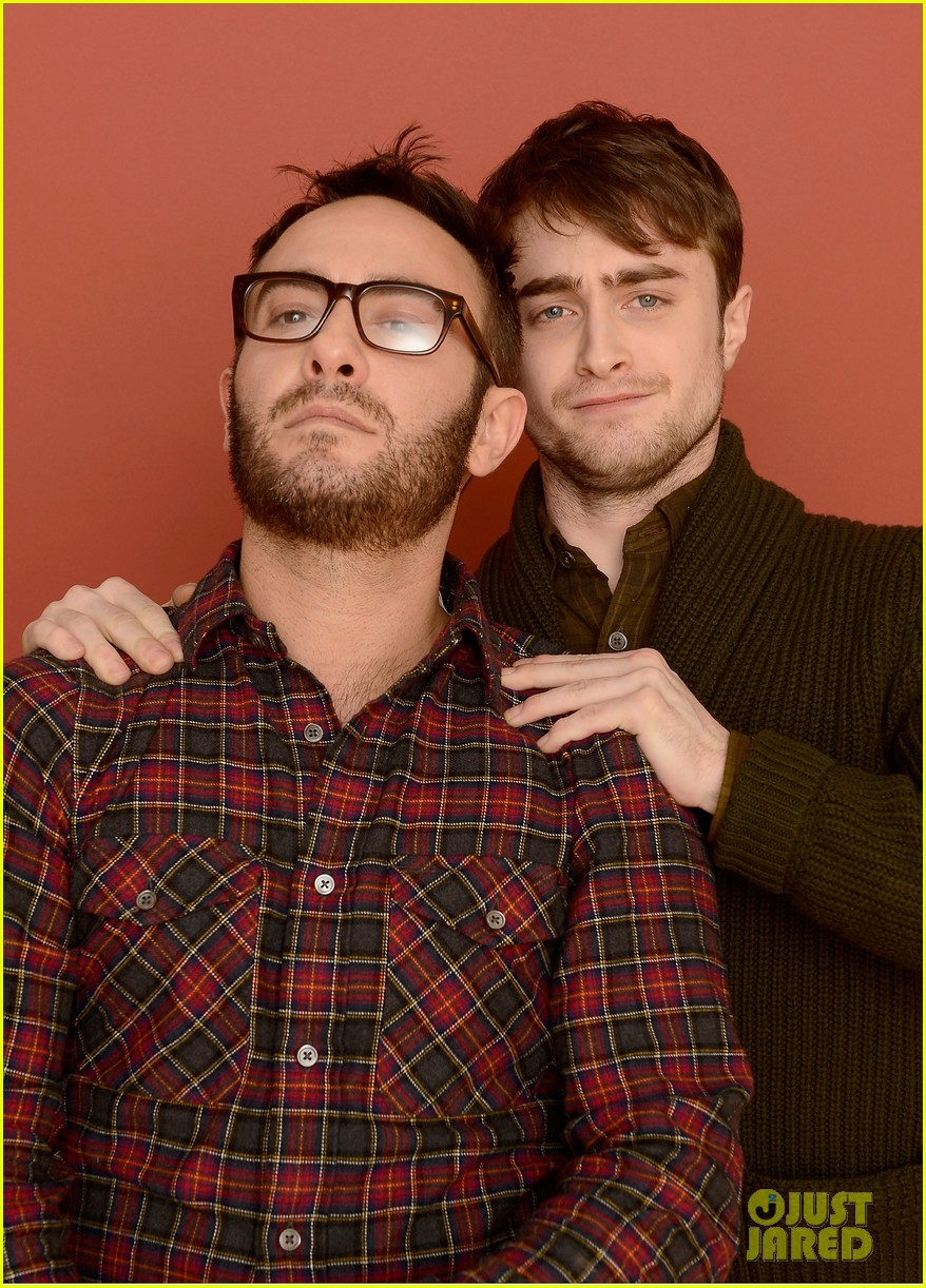 daniel radcliffe dane dehaan kill your darlings sundance portrait session 242794657