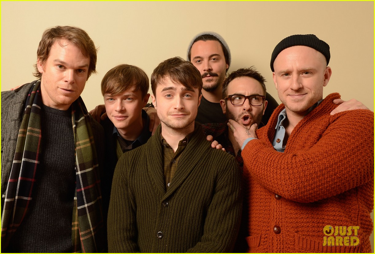 daniel radcliffe dane dehaan kill your darlings sundance portrait session 27