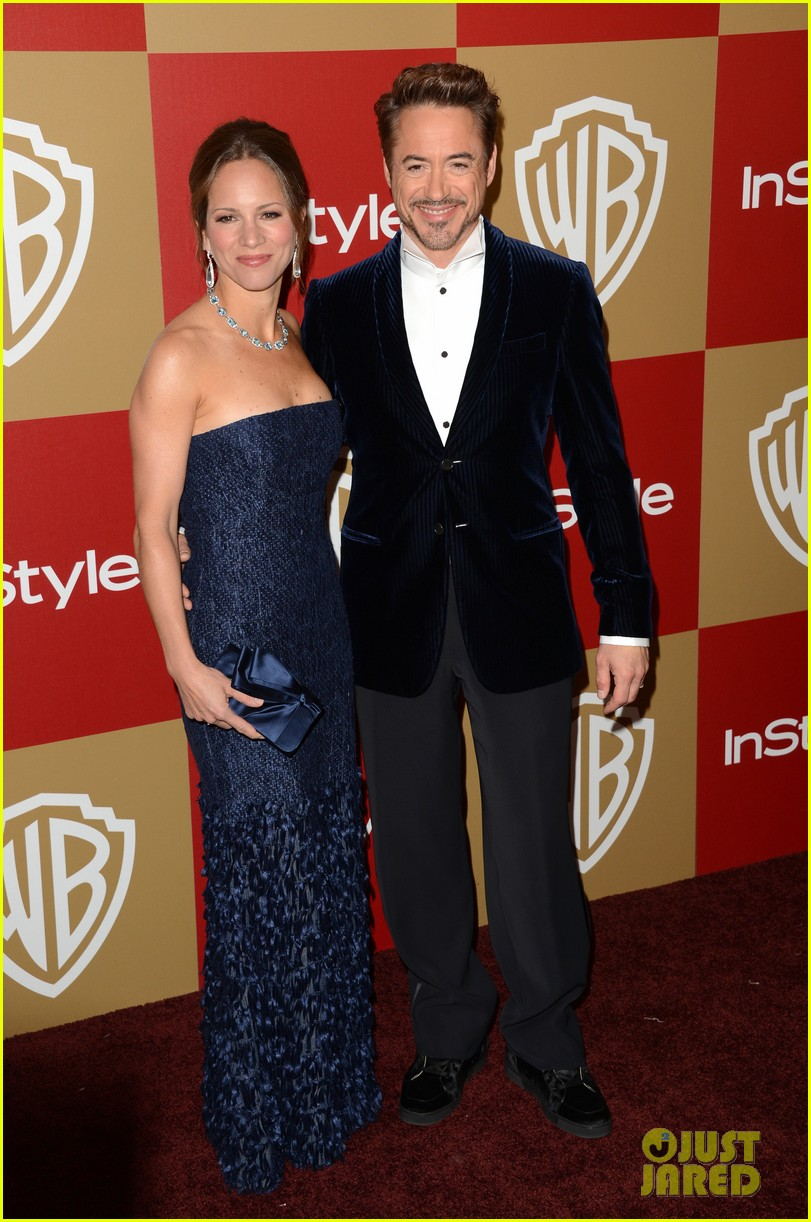 robert downey jr jeremy renner golden globes 2013 012792135