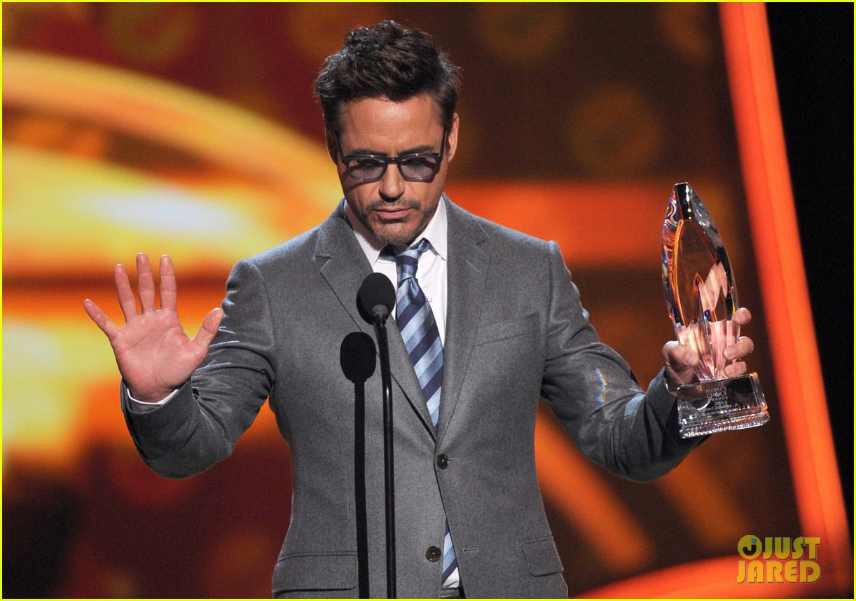 robert downey jr peoples choice 2013 07