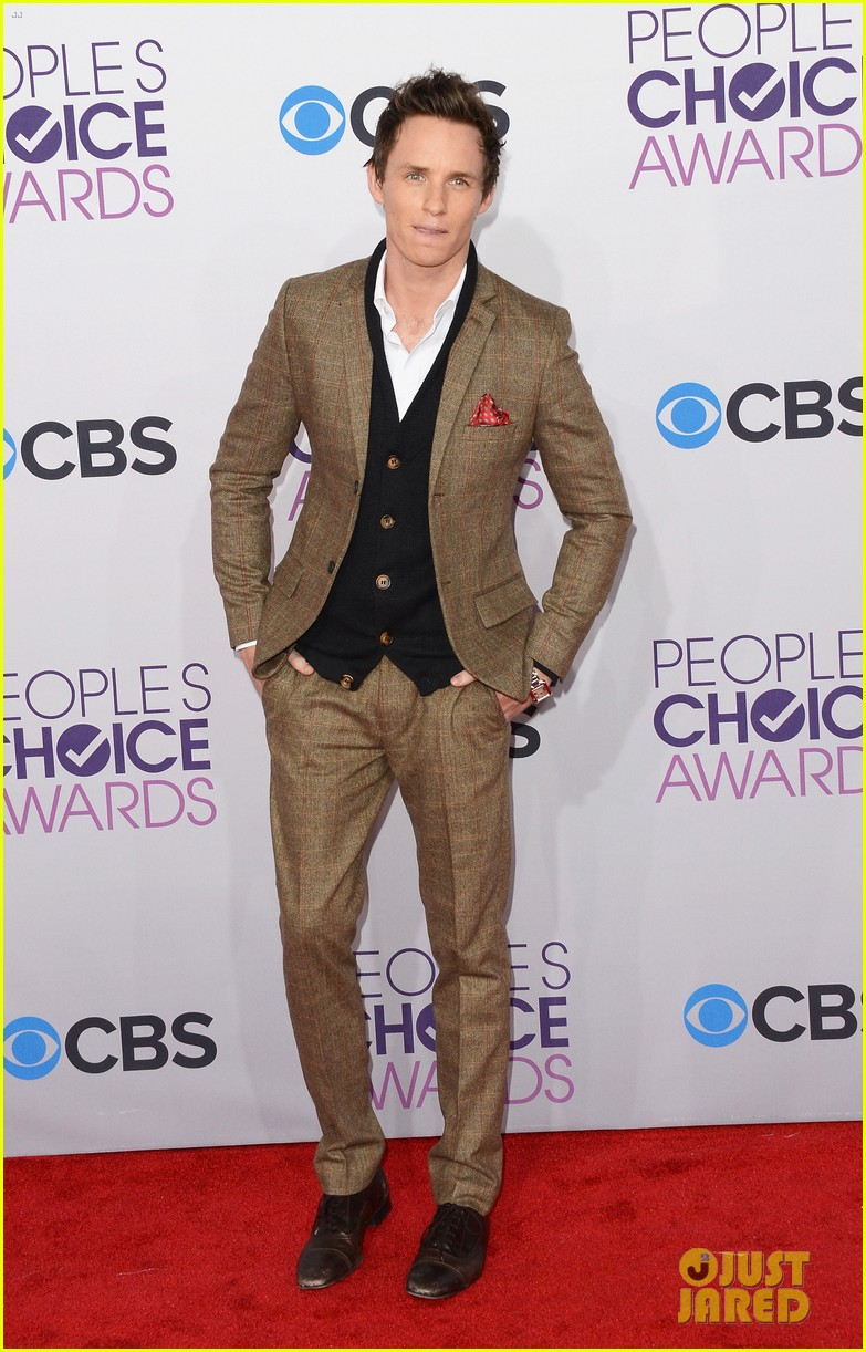 eddie redmayne peoples choice 2013 012787859