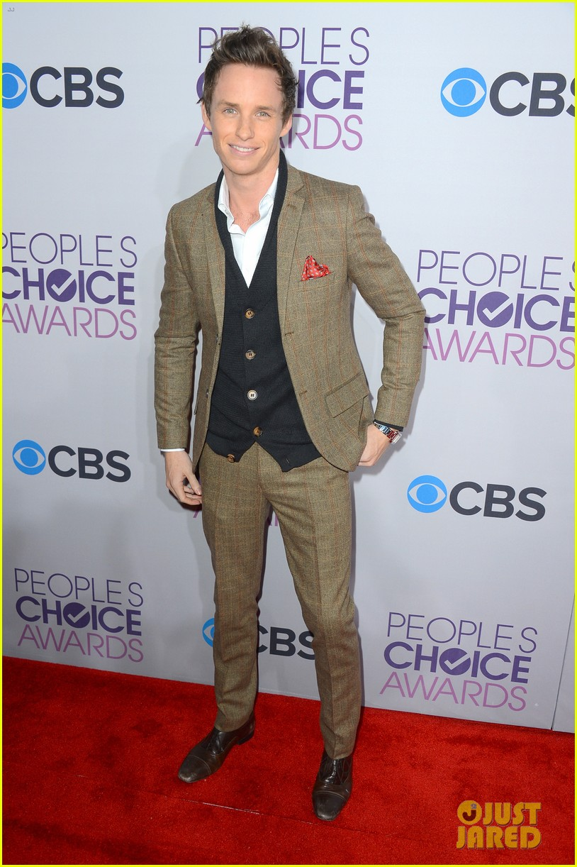 eddie redmayne peoples choice 2013 052787863