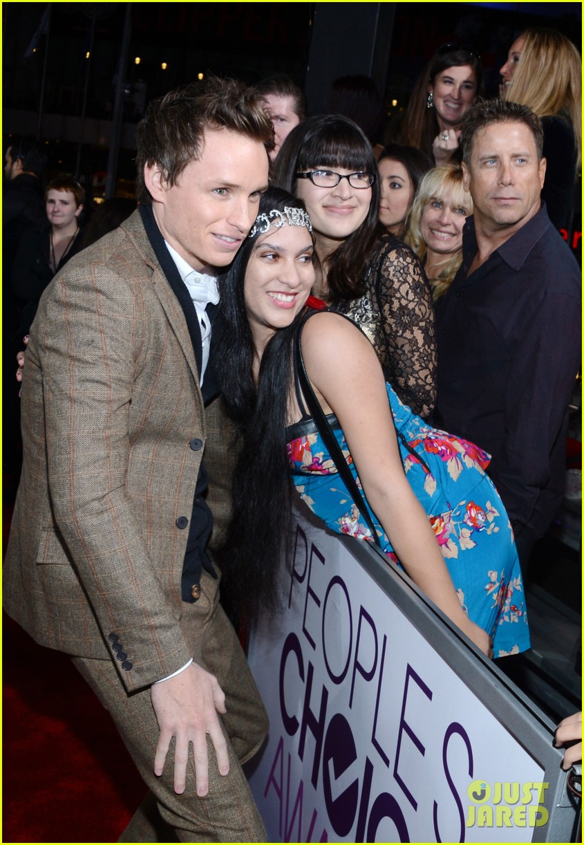 eddie redmayne peoples choice 2013 062787864