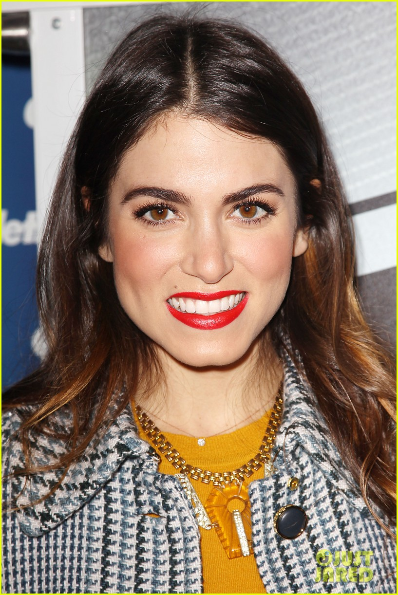 nikki reed kiss tell event for gillette 022793218