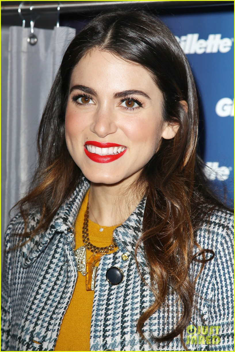 nikki reed kiss tell event for gillette 102793226