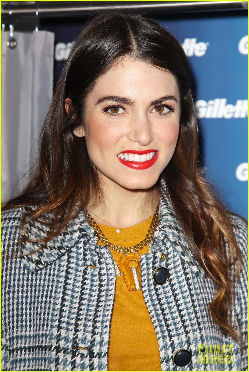 nikki reed kiss tell event for gillette 232793239