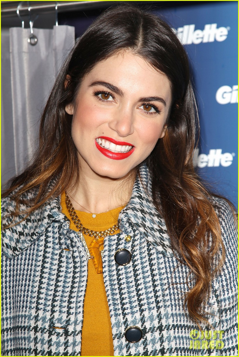 nikki reed kiss tell event for gillette 242793240