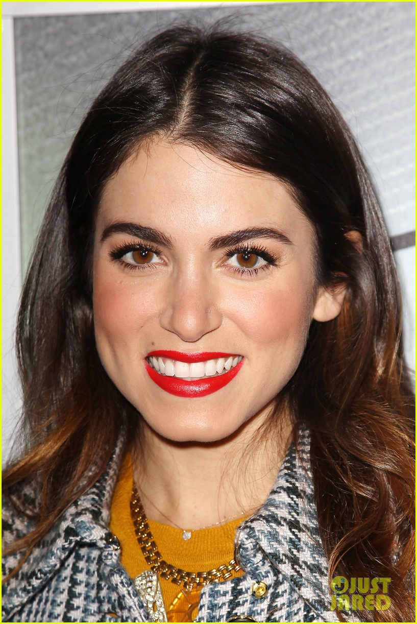 nikki reed kiss tell event for gillette 262793242