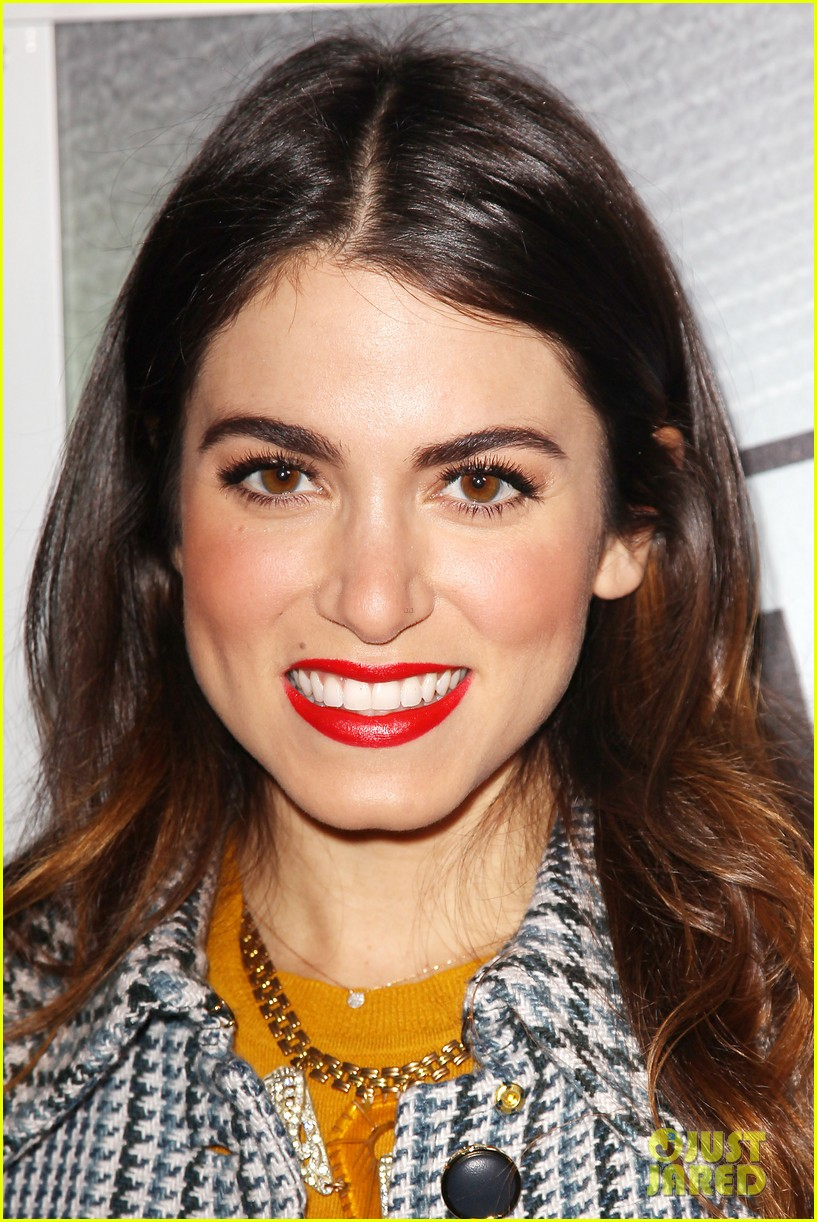 nikki reed kiss tell event for gillette 272793243