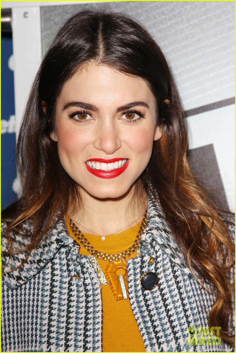 nikki reed kiss tell event for gillette 282793244