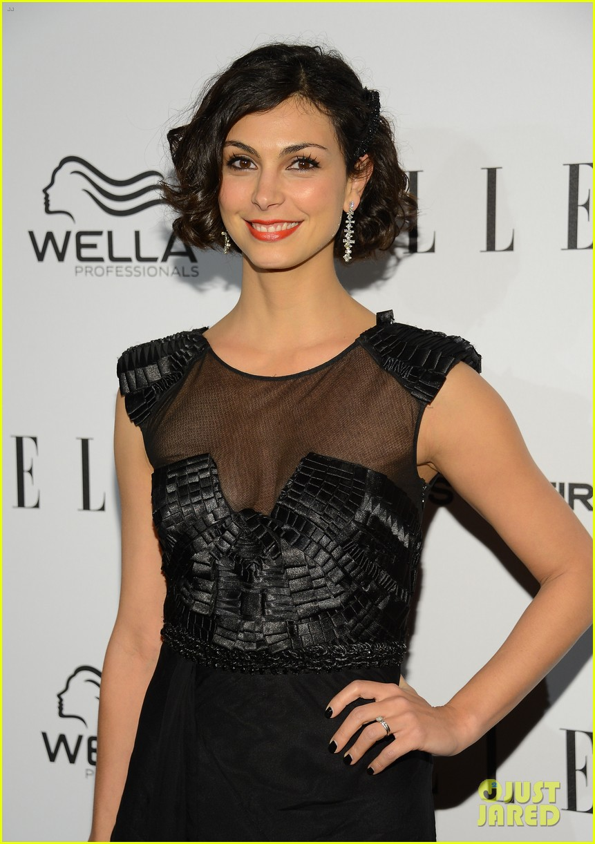 nicole richie morena baccarin elles women in tv party 252798359