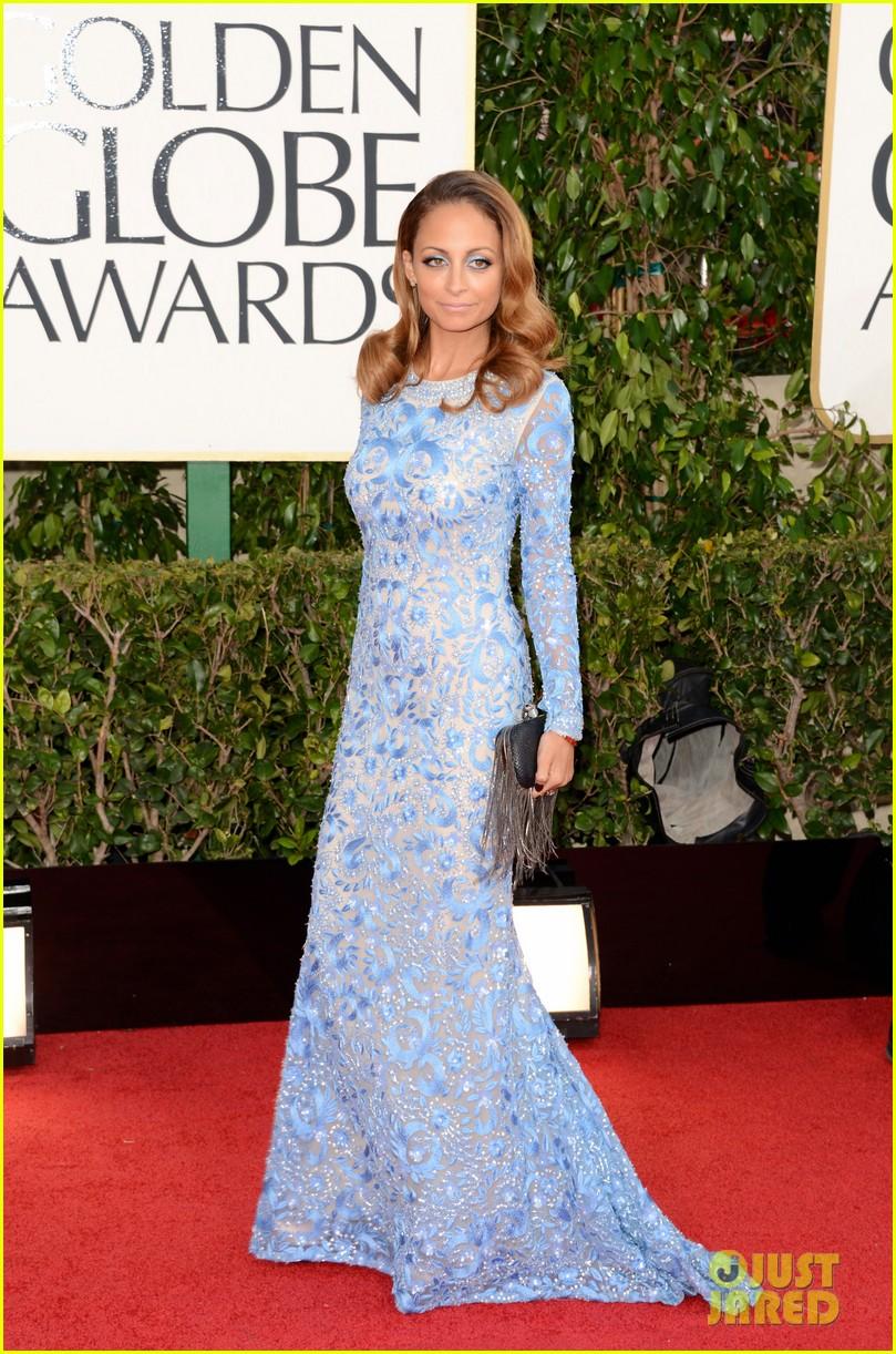 Nicole Richie - Golden Globes 2013 Red Carpet: Photo 2790805 | 2013 ...