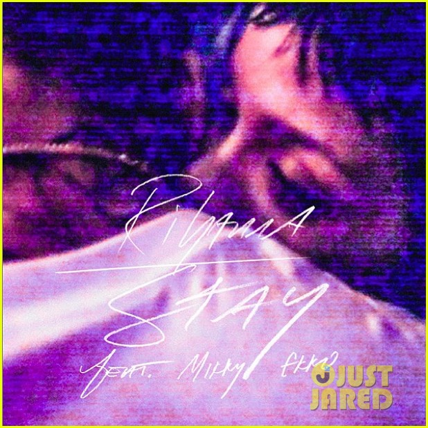 rihanna stay pour it up official single covers 022793536