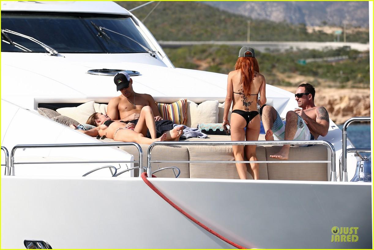 leann rimes bikini kissing with shirtless eddie cibrian 132783358