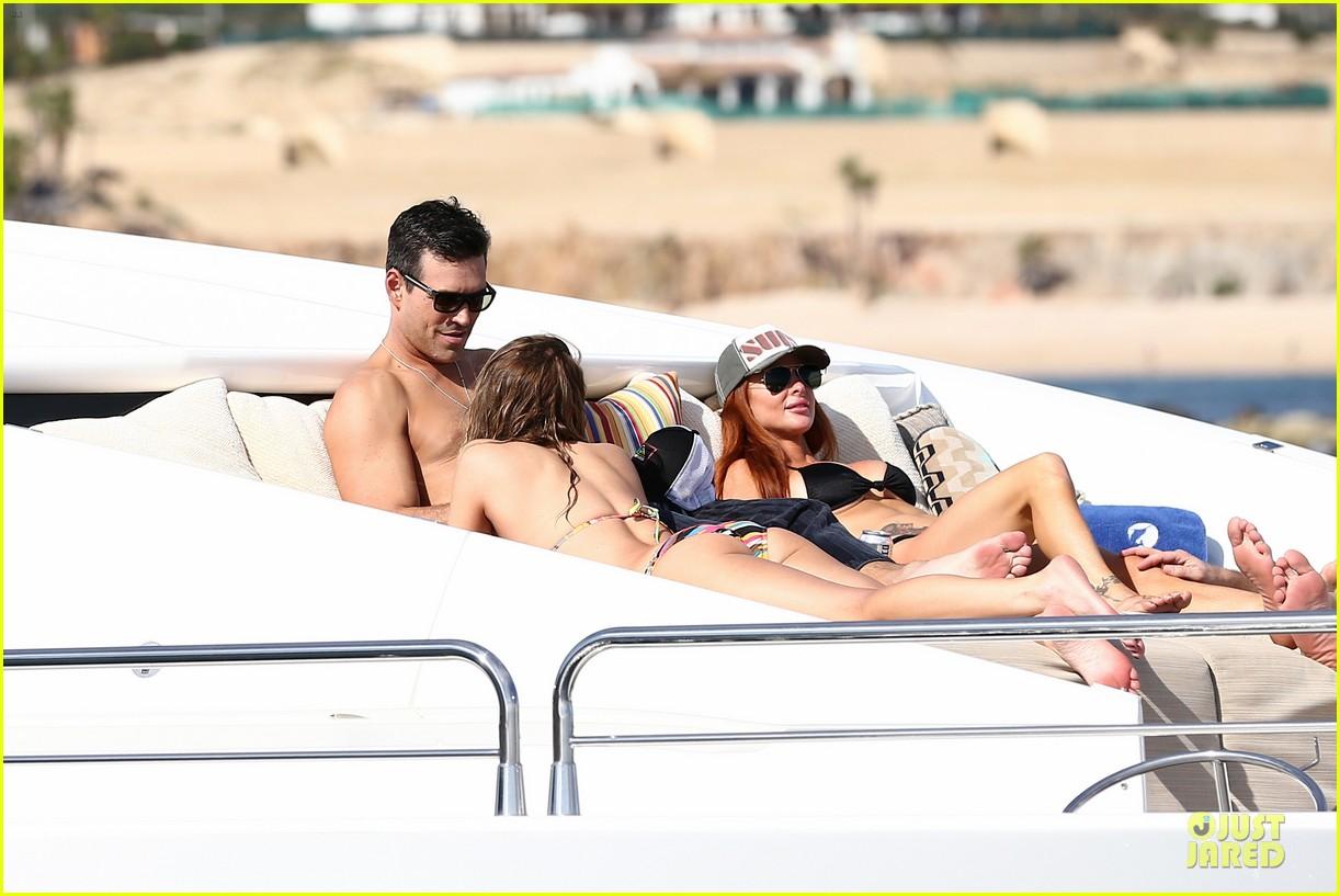 leann rimes bikini kissing with shirtless eddie cibrian 232783368