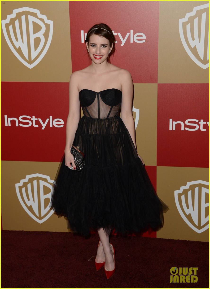 emma roberts instyle party 06