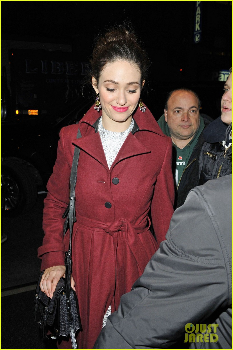 emmy rossum late night with jimmy fallon appearance 01