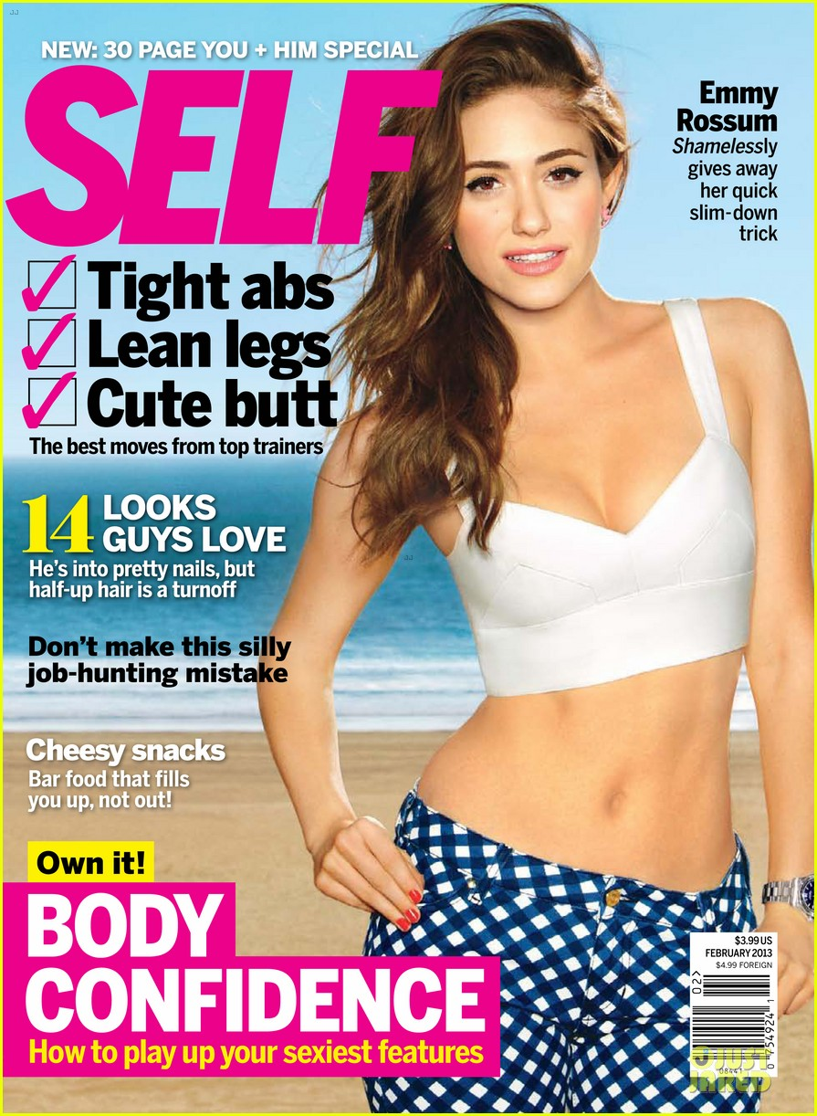 emmy rossum covers self magazine february 2013  022792878