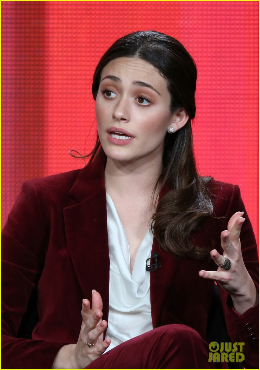 emmy rossum kristen bell showtime tca tour panel 112790062