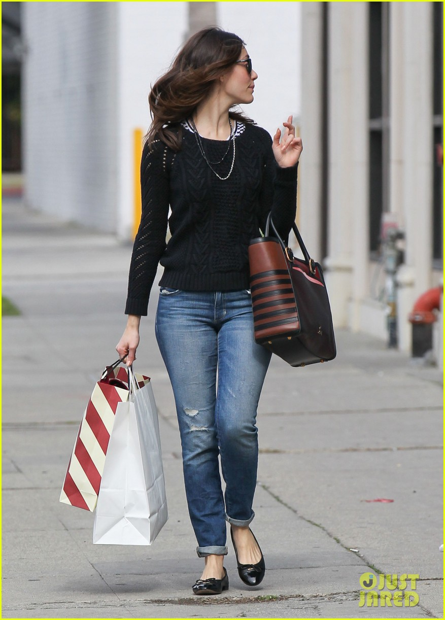 emmy rossum sentimental journey in stores next week 132798092