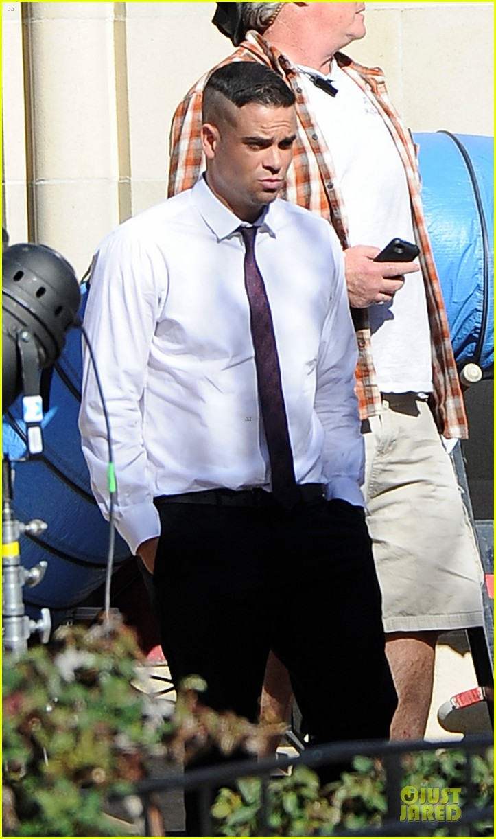 mark salling films glee amid sexual battery allegations 062794623