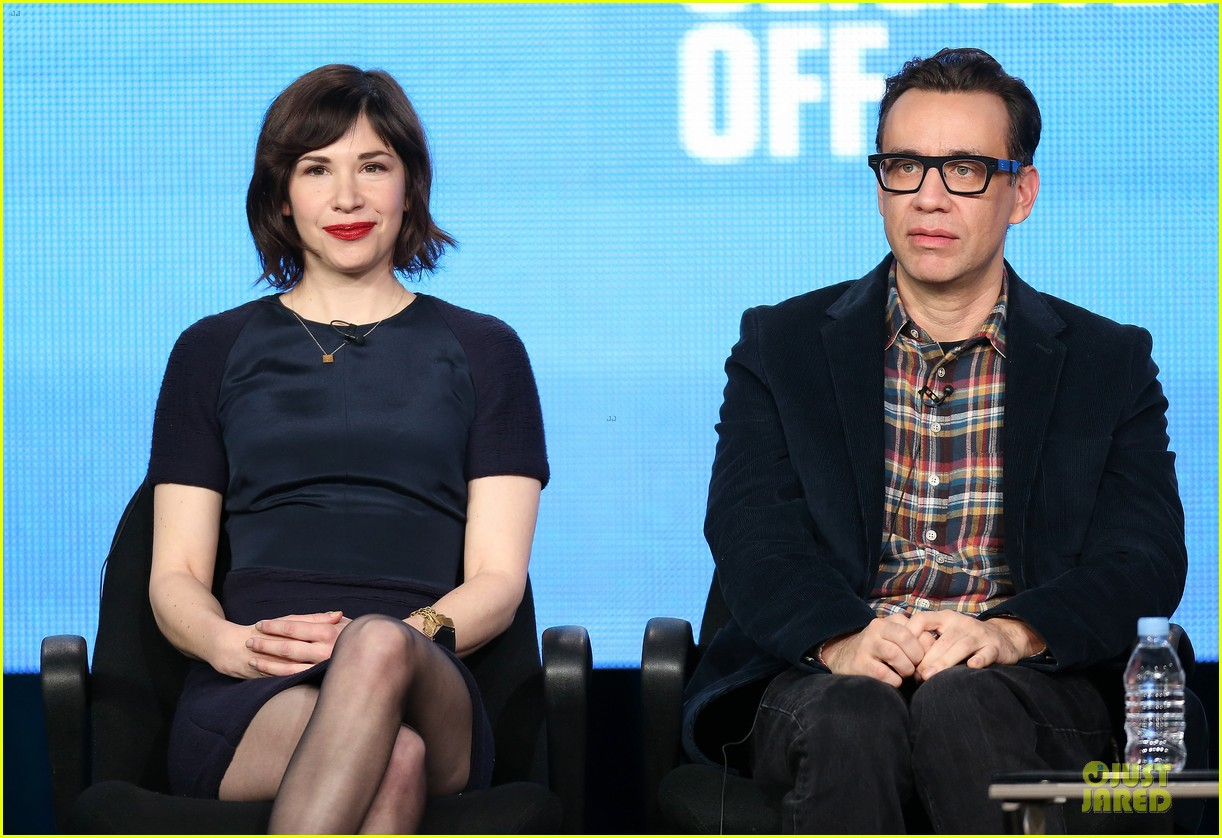chloe sevigny & carrie brownstein porlandia tca panel 032785102