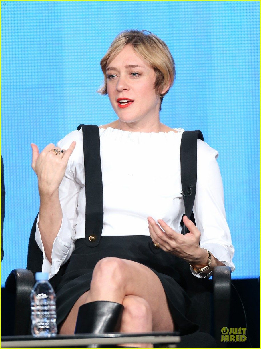 chloe sevigny & carrie brownstein porlandia tca panel 252785124