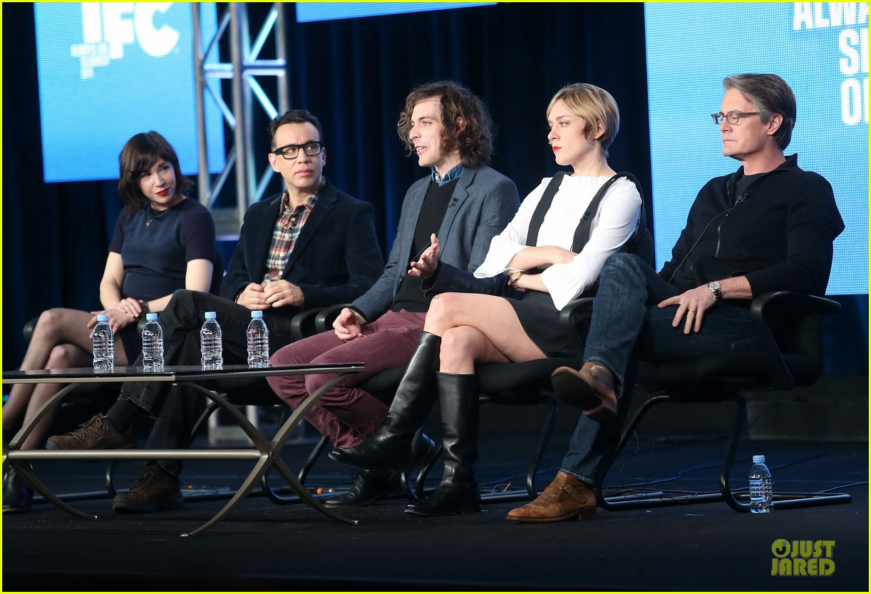 chloe sevigny & carrie brownstein porlandia tca panel 282785127