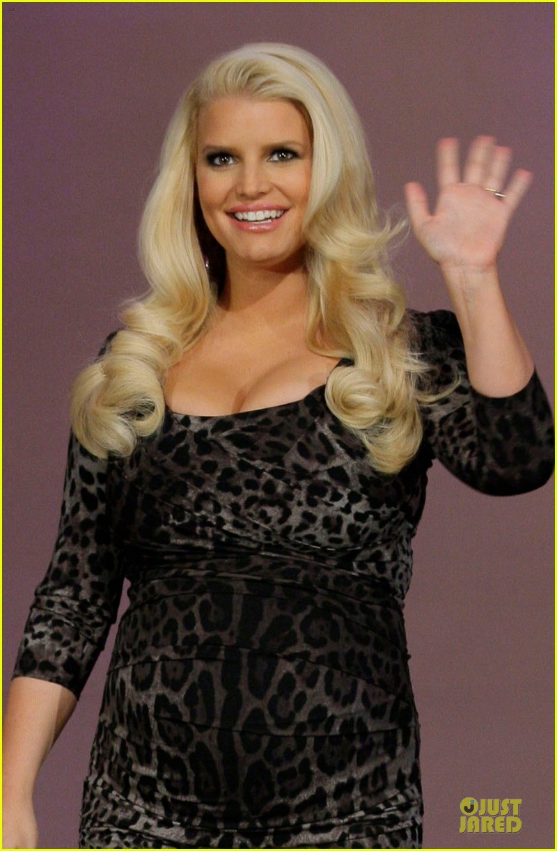 jessica simpson tonight show with jay leno appearance 022793017