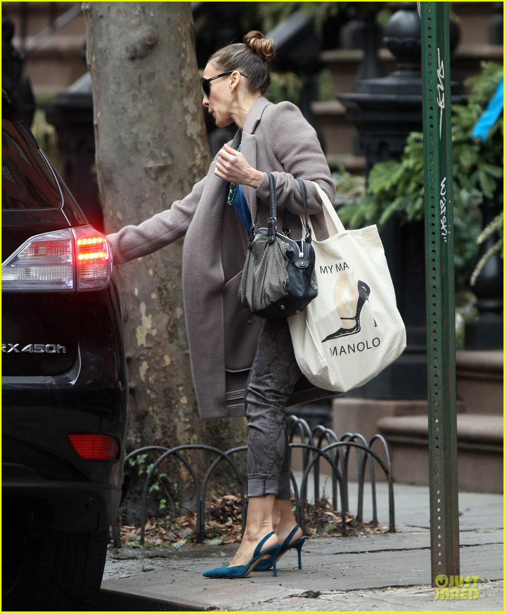 sarah jessica parker approves of the carrie diaries 022793106