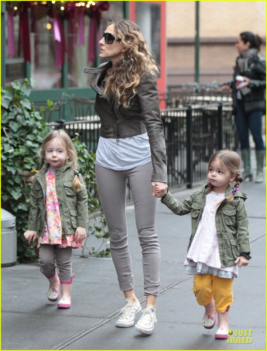 sarah jessica parker approves of the carrie diaries 032793107