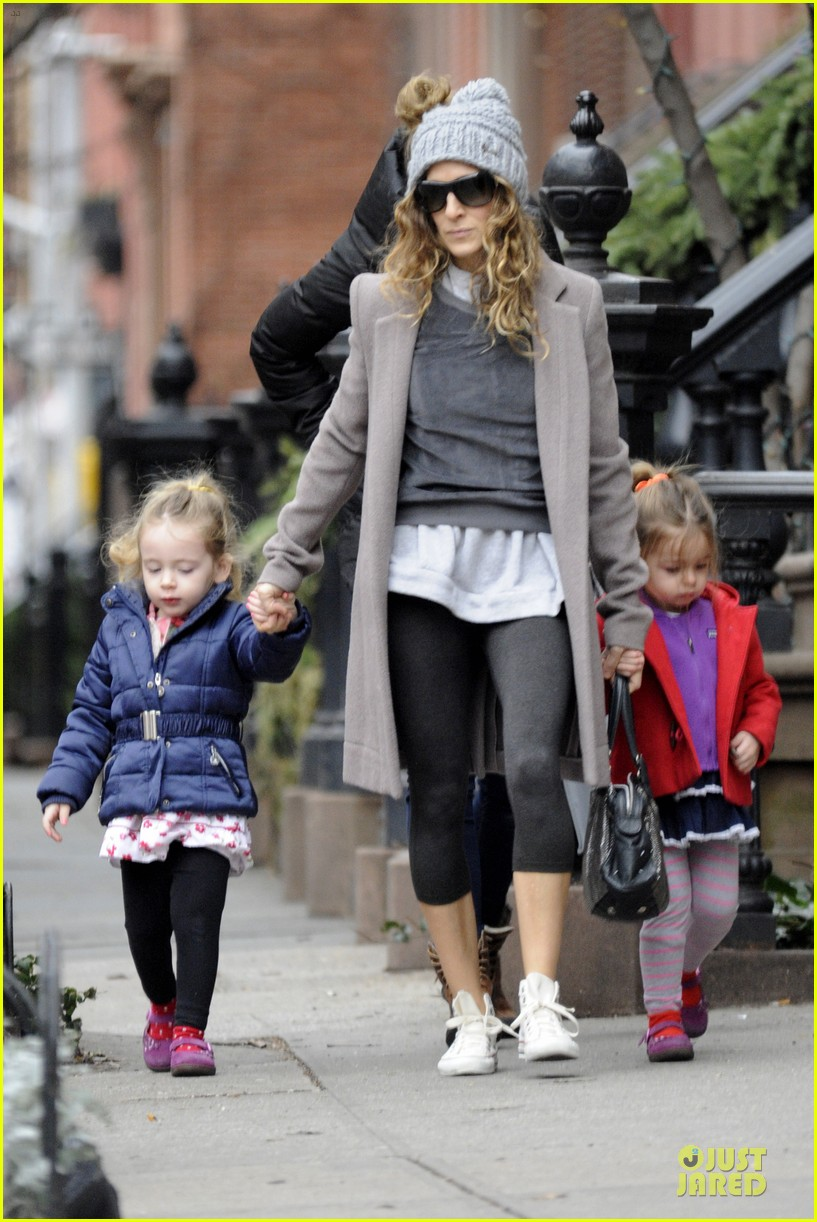 sarah jessica parker approves of the carrie diaries 042793108