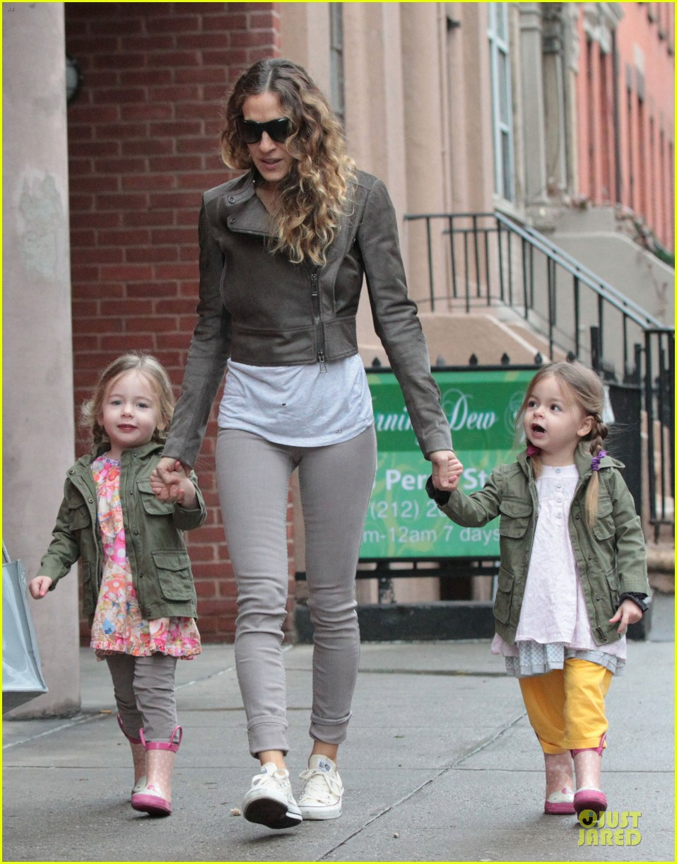 sarah jessica parker approves of the carrie diaries 112793115