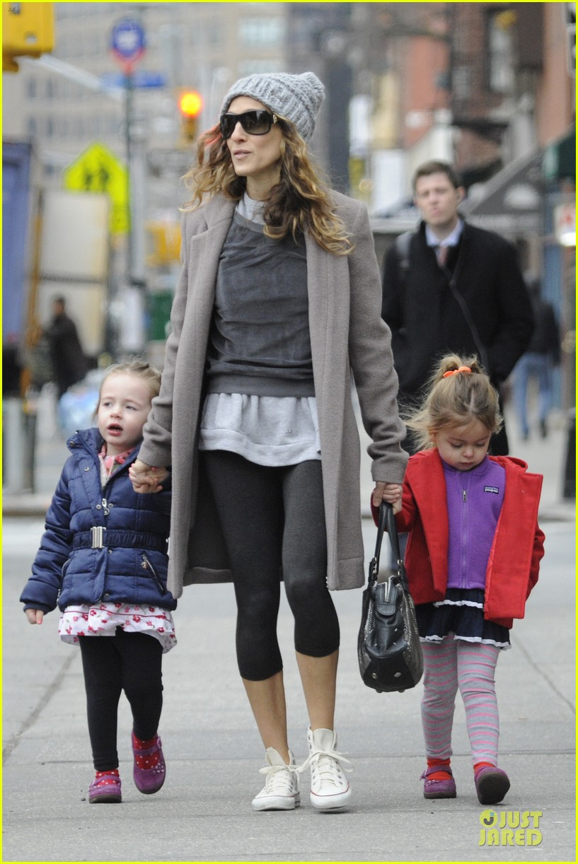 sarah jessica parker approves of the carrie diaries 19