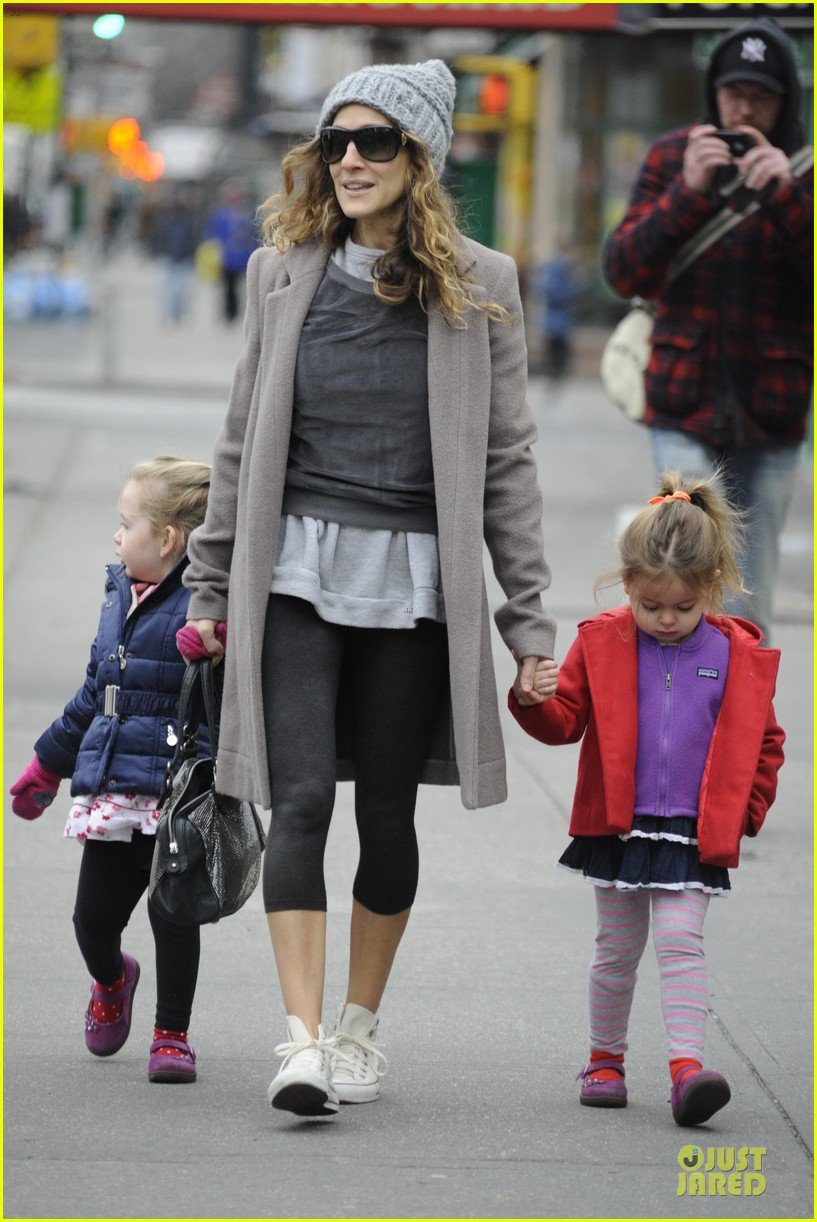 sarah jessica parker approves of the carrie diaries 222793126