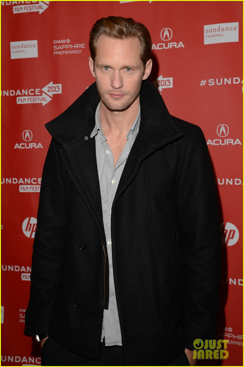 alexander skarsgard brit marling the east sundance premiere 07