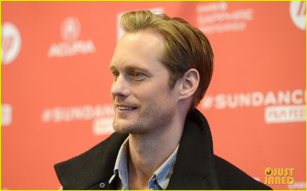 alexander skarsgard brit marling the east sundance premiere 092795702