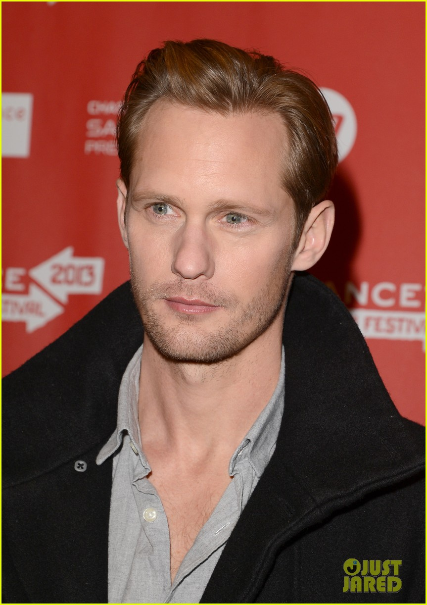 alexander skarsgard brit marling the east sundance premiere 10