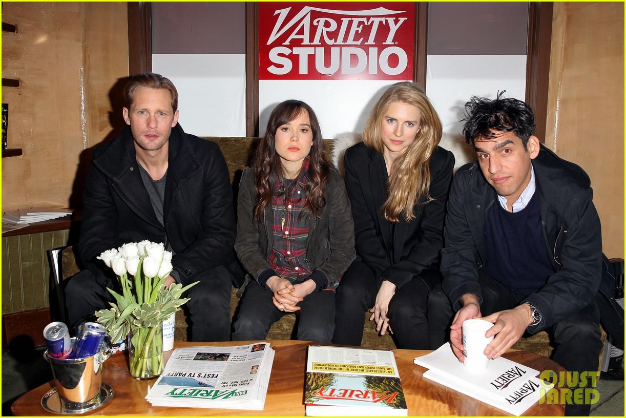 alexander skarsgard brit marling variety studio at sundance 142796235