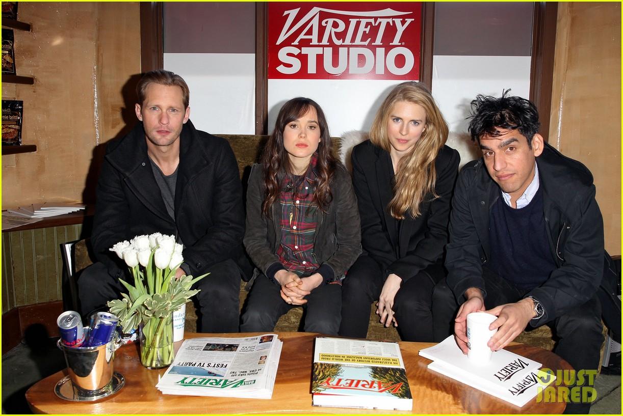 alexander skarsgard brit marling variety studio at sundance 152796236