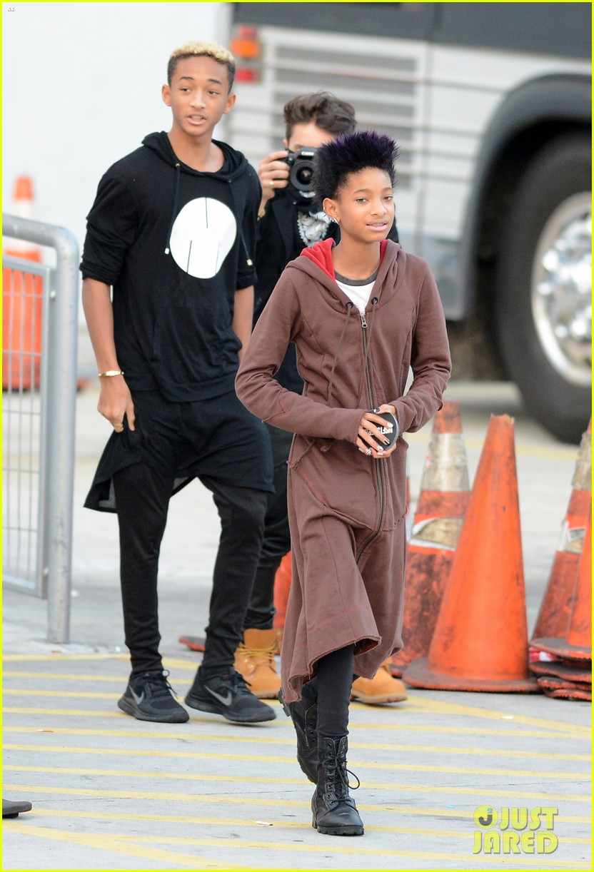 willow jaden smith believe tour in miami 08