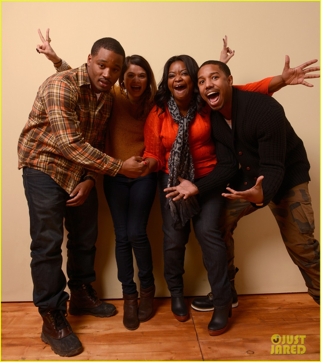 octavia spencer michael b jordan fruitvale at sundance 162795114