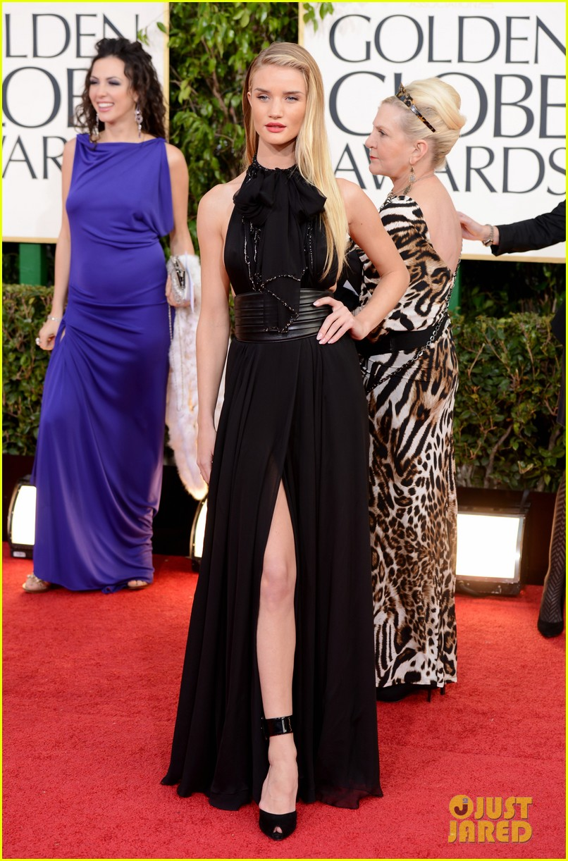 rosie huntington whiteley jason statham golden globes 2013 03