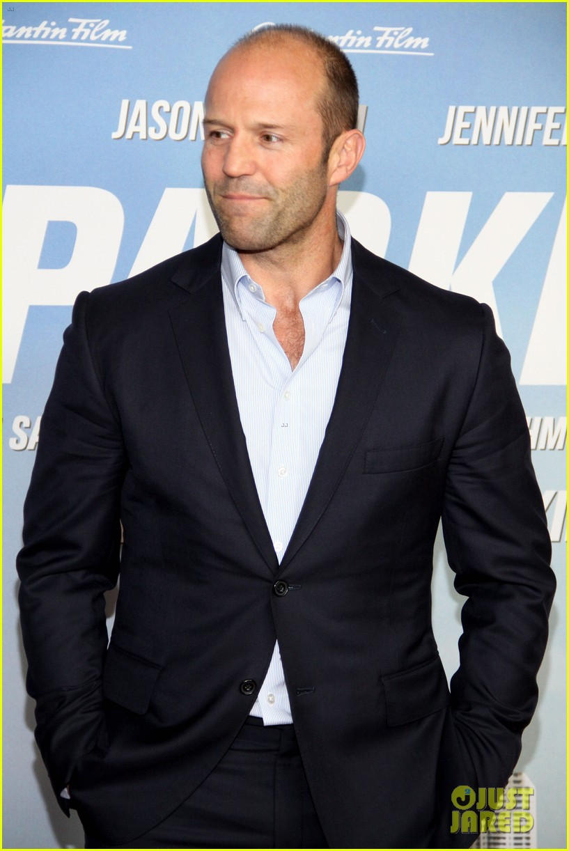 jason statham parker berlin moscow premieres 142801612